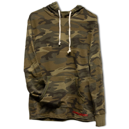 One Tough Bitch Camo Hoodie