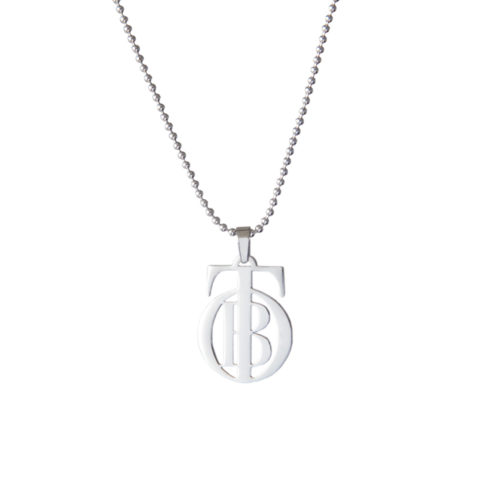 OTB Monogram Necklace | One Tough Bitch