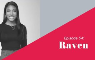 Podcasts for women: The OTB Podcast Episode 54 with Raven Magwood
