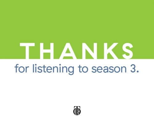 Thanks for Listening to Season 3!